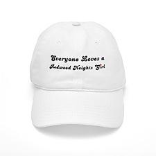 Redwood Heights girl Baseball Cap