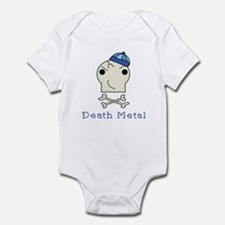 Death Metal Baby Boy Onesie