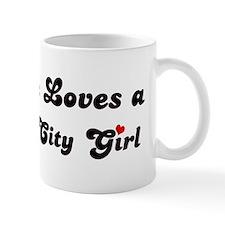 Redwood City girl Mug