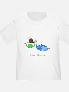 Dino Dudes Dinosaur T
