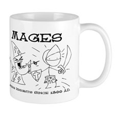Mages PWN Knights Mug