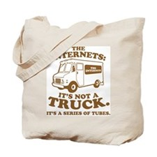 the internets: it's not a tru Tote Bag