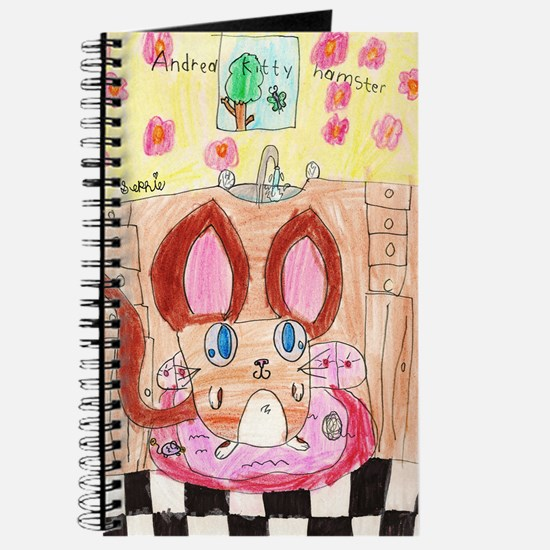 Andrea Kitty Hamster Journal