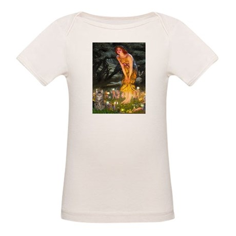 Midsummer/ Tiger Cat Organic Baby T-Shirt