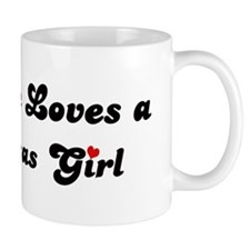 Calabasas girl Small Small Mug