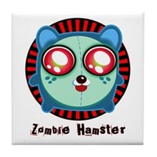 Zombie Hamster Coaster
