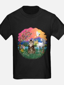 Fantasy Land/Tabby Tiger Cat T