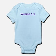 Unique 1.1 Infant Bodysuit