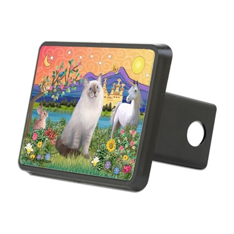 Fantayland / Ragdoll Rectangular Hitch Cover