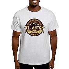 St. Anton Sepia T-Shirt