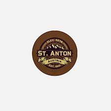 St. Anton Sepia Mini Button
