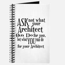 Ask Not Architect Journal