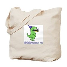 5-year-old Birthdaysaurus Rex Tote Bag