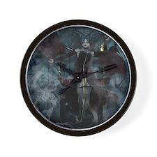 Darkness Mistress Wall Clock
