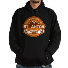 St. Anton Tangerine Hoodie