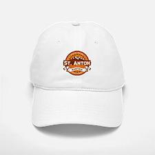 St. Anton Tangerine Baseball Baseball Cap
