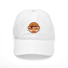St. Anton Tangerine Baseball Cap