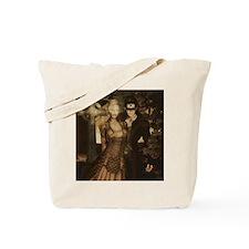 Steam Punk Couple Tote Bag