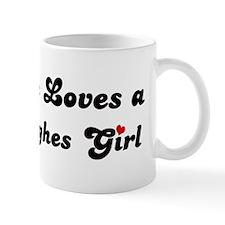 Lake Hughes girl Coffee Mug
