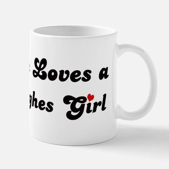 Lake Hughes girl Mug
