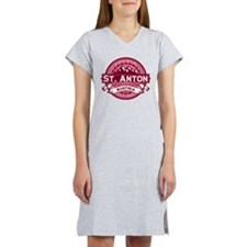 St. Anton Honeysuckle Women's Nightshirt