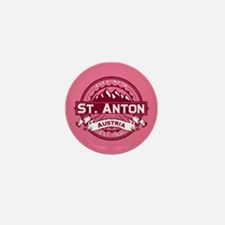 St. Anton Honeysuckle Mini Button