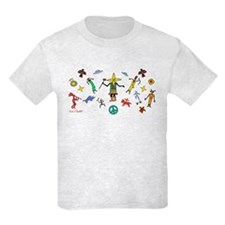 Dance of the Star Beings T-Shirt