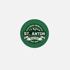 St. Anton Forest Mini Button