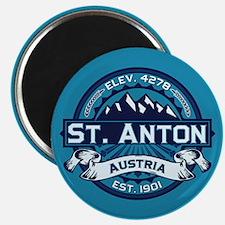 St. Anton Ice Magnet