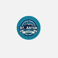 St. Anton Ice Mini Button