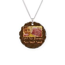Bacon Souls Necklace