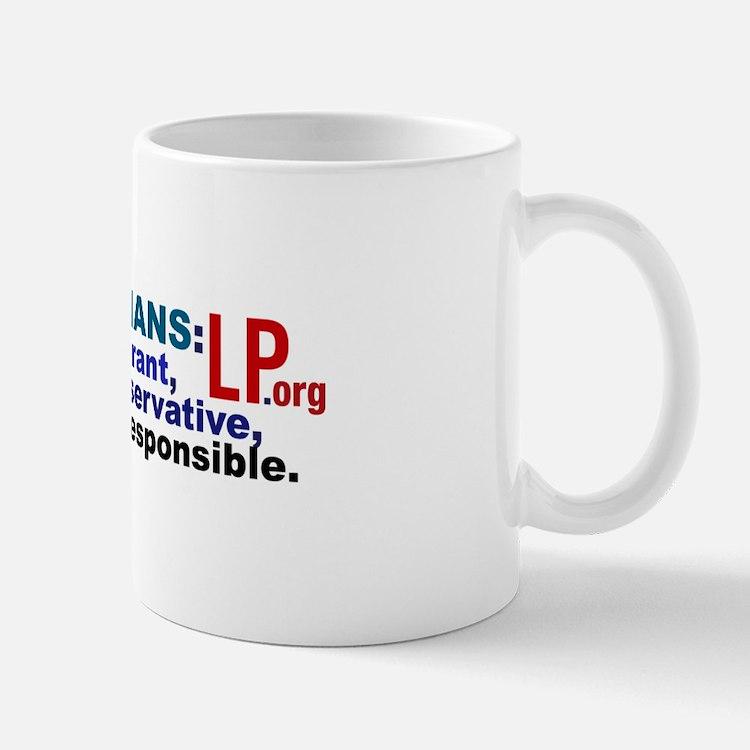 Tolerant & Responsible Mug