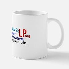Tolerant & Responsible Small Small Mug