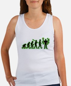 Jack Of All Trades - Cannabis Women's Tank Top