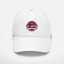 St. Anton Raspberry Baseball Baseball Cap