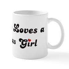 Lagunitas girl Small Mug