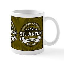 St. Anton Olive Mug
