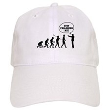 Stop Following Me! Baseball Baseball Cap