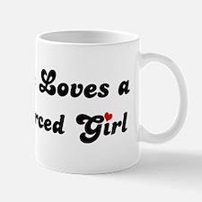 Park Merced girl Mug
