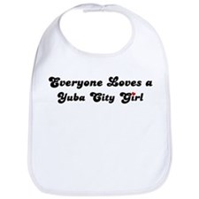 Yuba City girl Bib