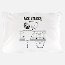 Volleyball back attack Pillow Case