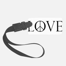 LovePeaceII.png Luggage Tag