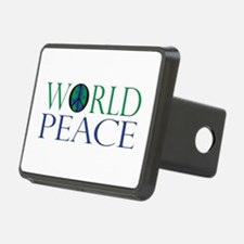 World Peace Hitch Cover