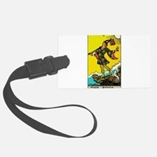 The Fool.png Luggage Tag