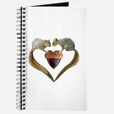 Love Squirrels Journal