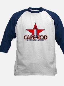 Cape Cod Lighthouse Kids Baseball Jersey