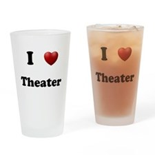 Theater Drinking Glass