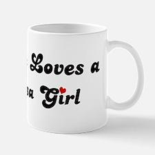 La Mesa girl Mug