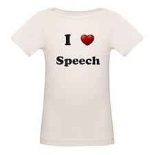 Speech Tee