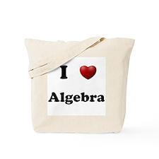 Algrebra Tote Bag
